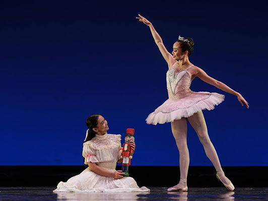 Ballet Philippines Invites You to Witness Edna Vida and Alice Reyes' The Nutcracker