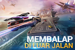Game HD Android Asphalt 8: Airborne