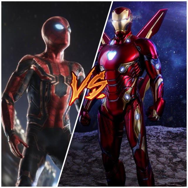 SpiderMan vs IronMan: Who will win the Fight?