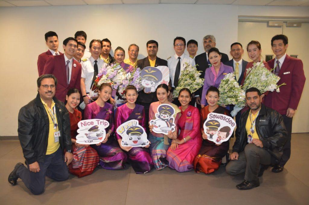Thai Airways resumes operation from Islamabad to Bangkok