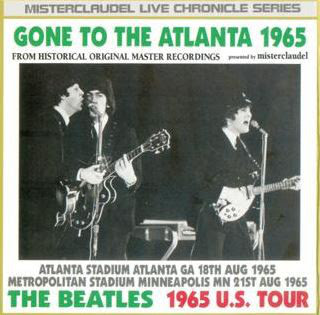The Beatles Live In Atlanta Fulton County Stadium Atlanta US  18-08-1965