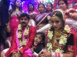 Pawan Singh and Jyoti Singh Marriage Image 9