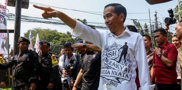 Amburadul Di Periode Pertama, Jokowi Harus Dibantu Minimal Lima Jubir
