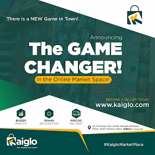KAIGLO - THE ONLINE MARKET PLACE. 3