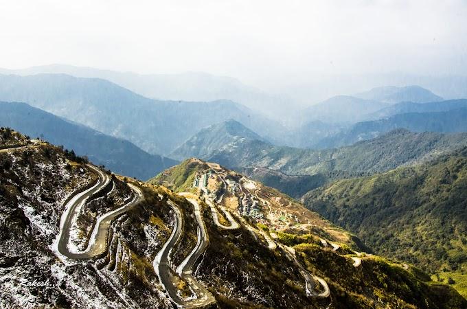 Zuluk Sikkim