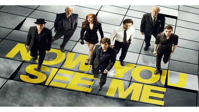 Now You See Me (2013) Movie [Dual Audio] [Hindi + English] [ 720p + 1080p ] BluRay Download
