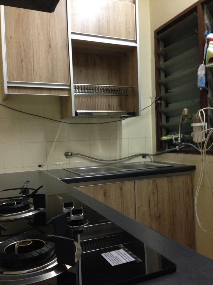 Kabinet Dapur Kitchen Cabinet Di Ra Putra