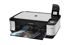 Canon PIXMA MP Printer Driver (Linux)