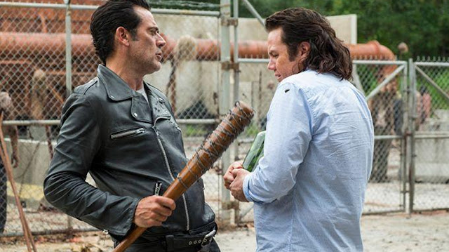 "7x11 ""Hostiles and Calamities"", 'The Walking Dead'"