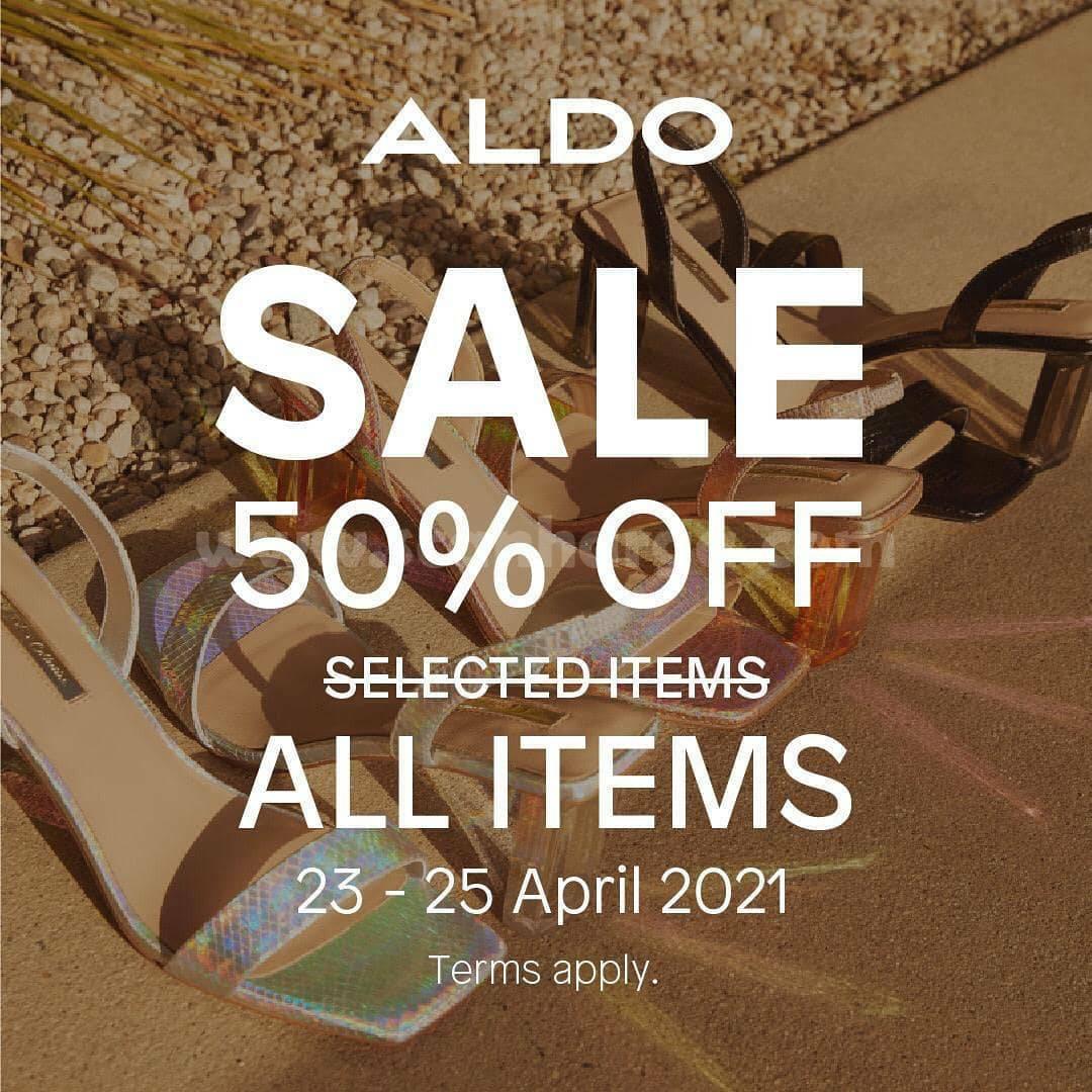 Promo ALDO Shoes SALE 50% Off All Items