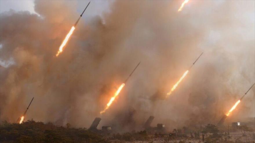 Corea del Norte dispara misiles de crucero hacia el mar de Japón