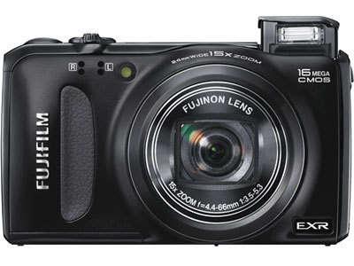 Fujifilm F660EXR FinePixカメラファームウェアのダウンロード