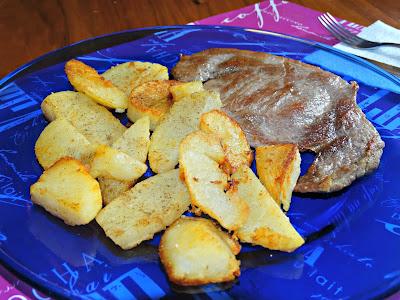 Receta Patatas a la Mantequilla