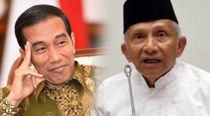 "Ungkap Ada ""Skenario Besar"" Rezim untuk Islam, Amien Rais: Tapi Saya Tidak Menuduh Langsung Pak Jokowi"