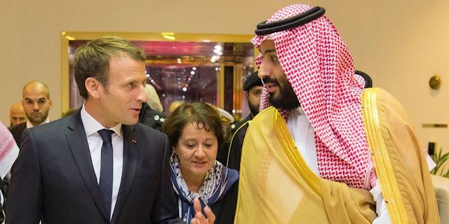تفاصيل صفقة بن سلمان-ماكرون بشأن الحريري, والتي أنقذت السعودية من فضيحة دولية