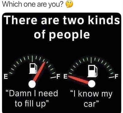 Which one are you,,,