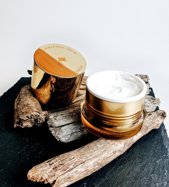 Crema Antipolución Delfy Cosmetics