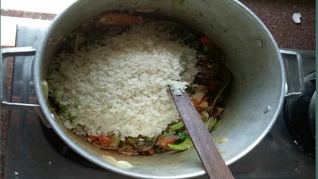Veg Biryani recipe in cooker