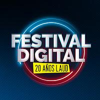 Festival Digital aniversario 20 de LAUD