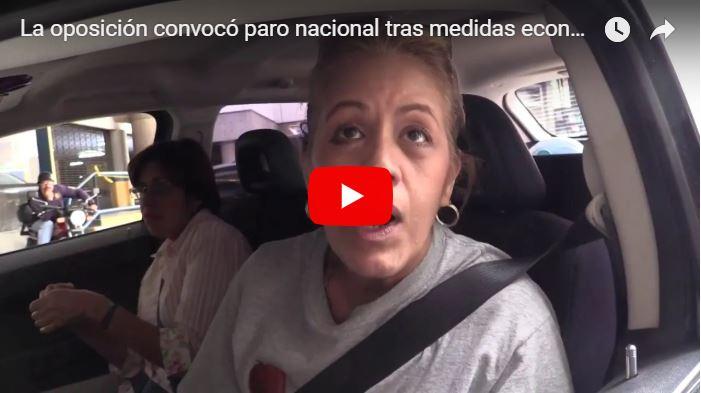 Todo Listo para un Lunes Negro en Venezuela