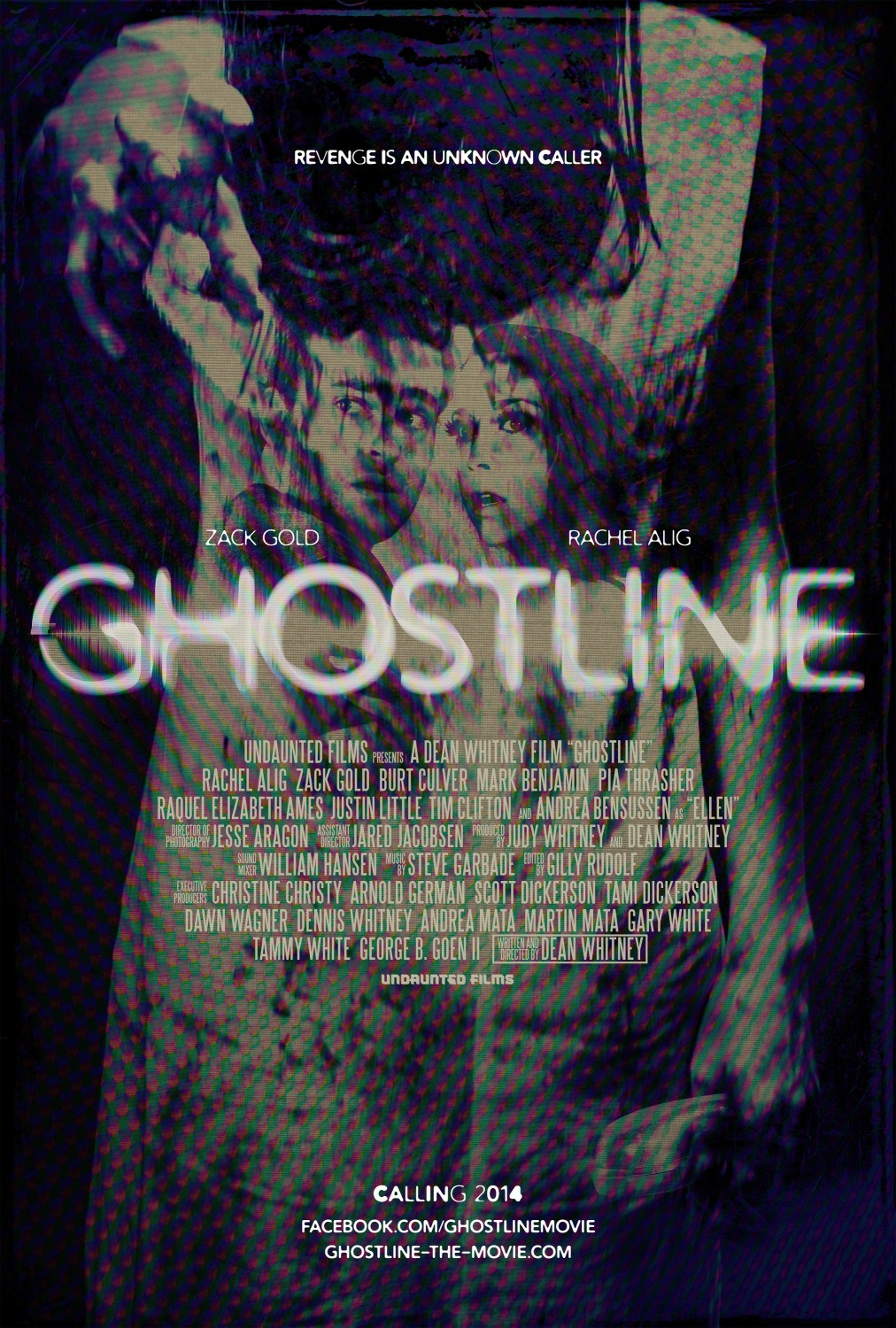 Ghostline 2015 - Full (HDRIP)