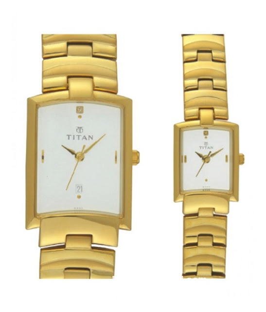 Accessorize your Wrist with the Classic Titan Watches