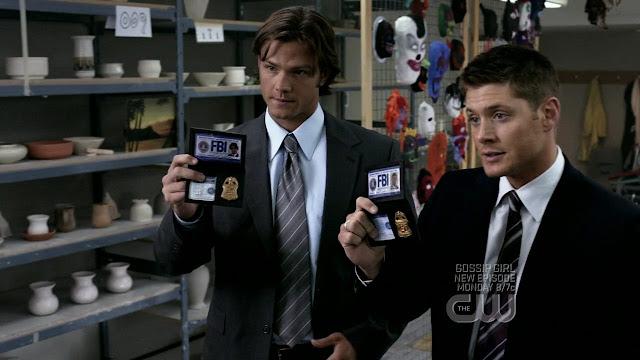 Dean & Sam Winchester Supernatural