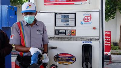 Konsumsi BBM & LPG Masa PSBB Transisi Meningkat, Pertamina Pastikan Distribusi Aman