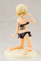"Darjeeling Swimsuit ver. 1/7 de ""Girls und Panzer the Movie"" - Kotobukiya"