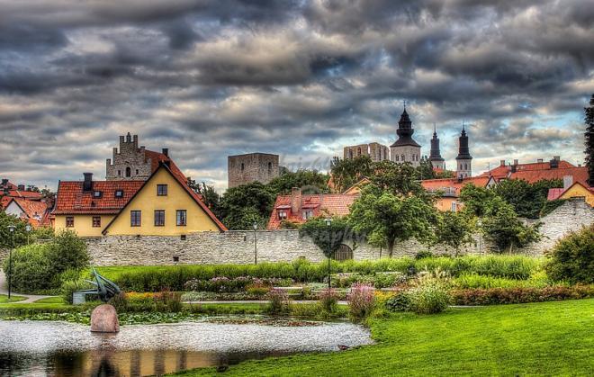 86c9ff85ae06a افضل الاماكن التي يمكن ان تزورها في السويد