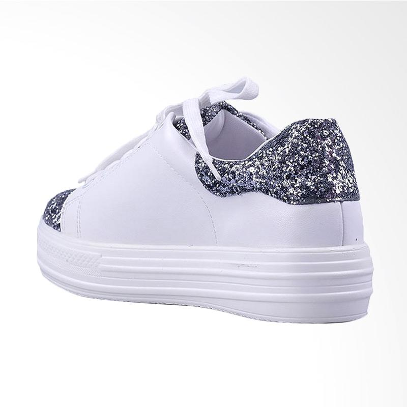 Clarette Cherish Sepatu Sneakers Wanita - Grey