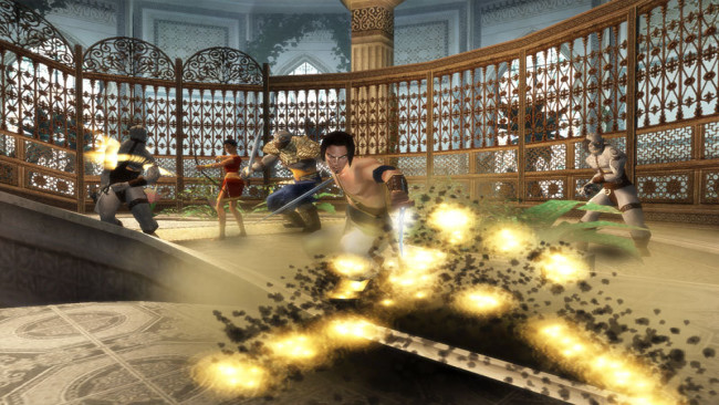 Download Prince of Persia The Sands of Time