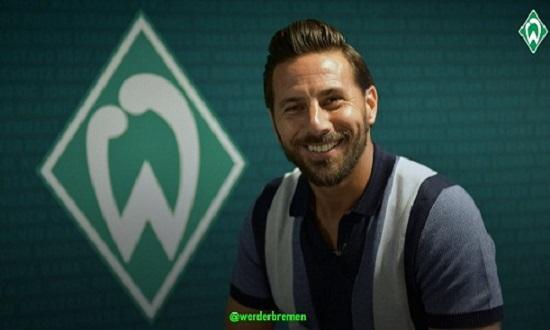 Pizarro chuẩn bị bước sang tuổi 40.