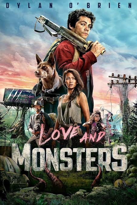 Love and Monsters 2020 English