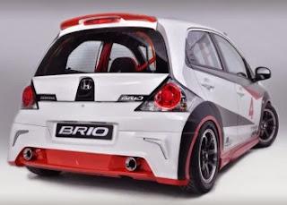 Foto Modifikasi Honda Brio Ceper