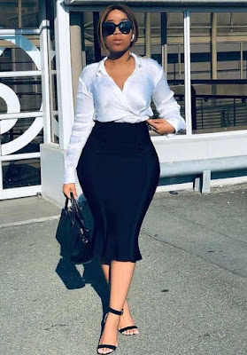 Monday Work Outfit Ideas
