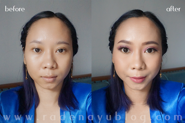 makeup tutorial bridesmaid