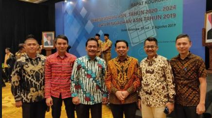 Formasi CPNS dan PPPK 2019 Fokus Guru Dan Tenaga Kesehatan Tidak Admisi
