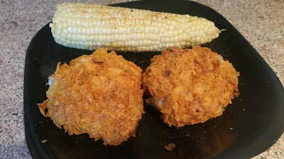 Potato Chip (Oven) Fried Chicken