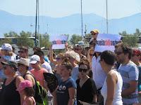 Nešto zbilja važno prosvjed Brački pupoljci Supetar slike otok Brač Online