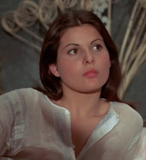 Simonetta Stefanelli, in a scene from Dino Risi's 1971 movie, In the Name of the Italian People