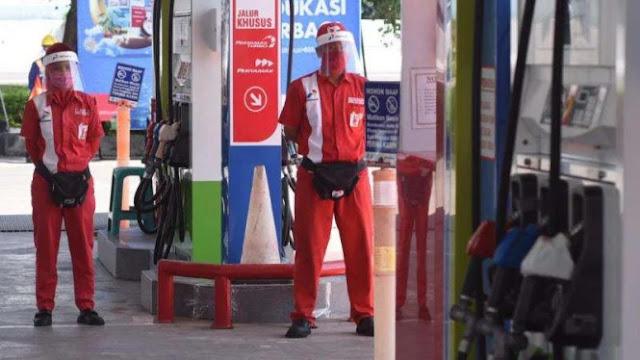Aturan Penetapan Harga BBM Diubah Jokowi, Ini Kata Pertamina