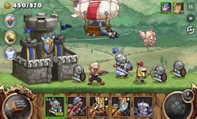 Kingdom Wars Mod Apk (Unlimited Money)
