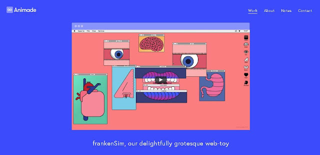 Animade - fun websites