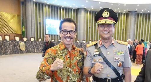 Rudy Heriyanto Kapolda Banten Baru, Sempat Diduga Hilangkan Barang Bukti Kasus Novel