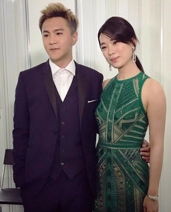 Rebecca Lim is rumoured to be romantically involved with Ian though, it meant that her name popped up in media reports on the affair.