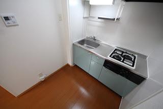徳島 徳島大学 庄町 蔵本 一人暮らし キッチン