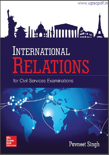 International Relations by Pavneet Singh PDF Book Free