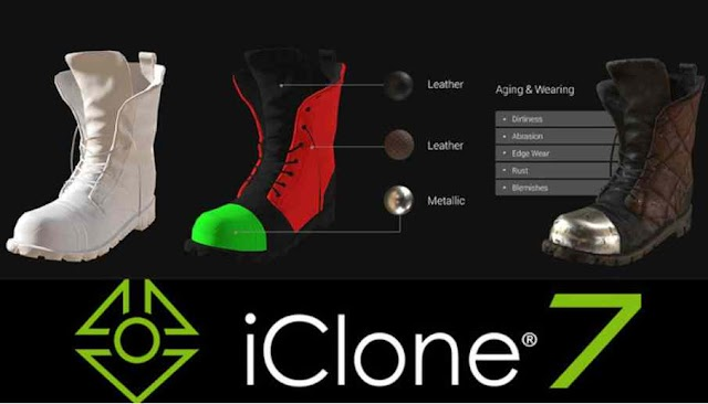 ICLONE SUBSTANCE SUPER TOOL