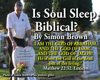 Is Soul Sleep Biblical?
